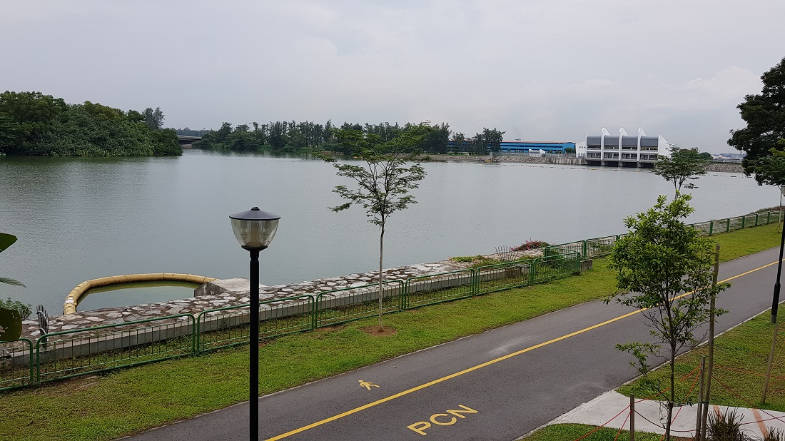 Sungei Punggol near Piermont Grand EC