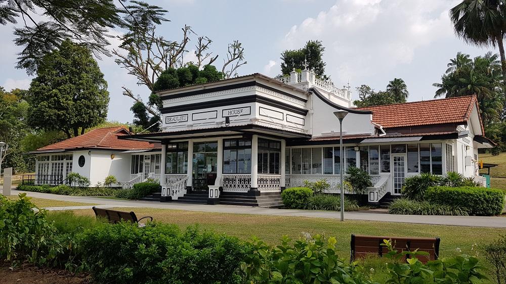Parc Canberra EC near to Sembawang Beaulieu House Restaurant