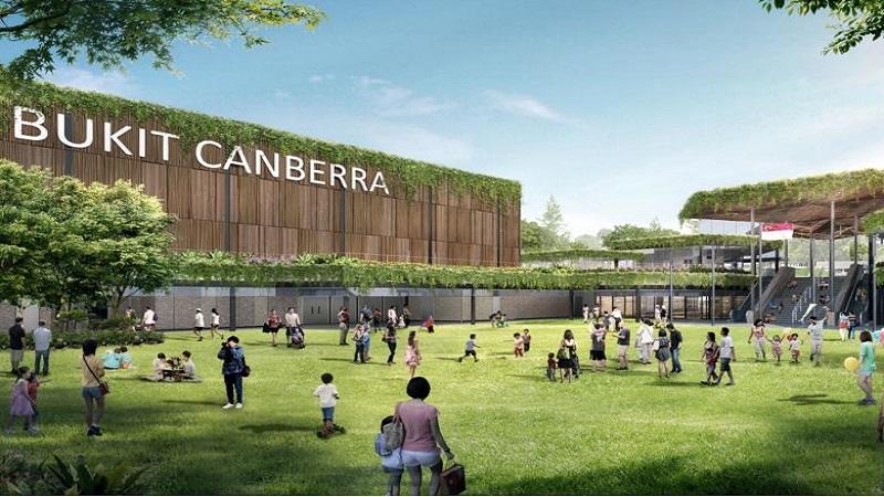 Bukit Canberra at Sembawang