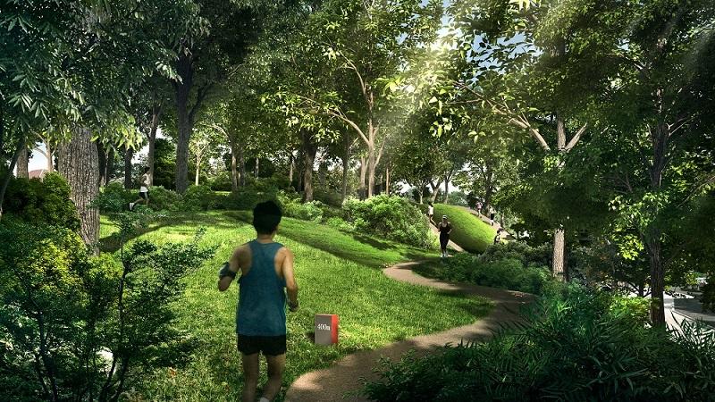 Bukit Canberra_Running Trails