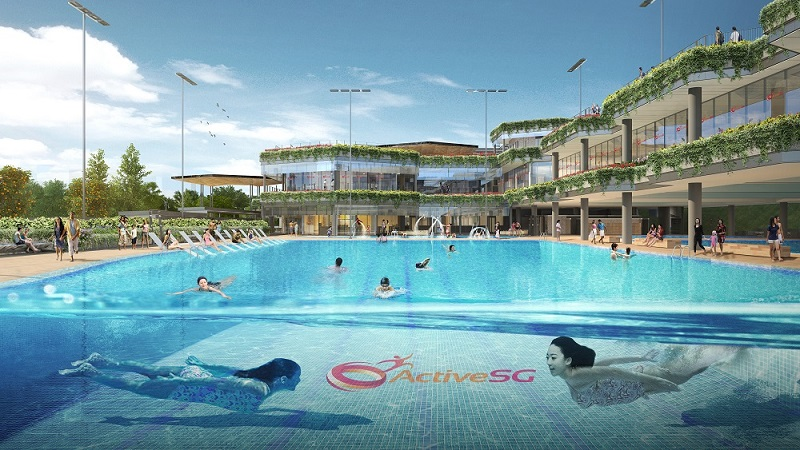 Bukit Canberra_Swimming Complex