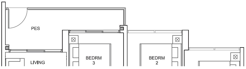 Parc Canberra EC Floor Plan 3BR C3-G 86_926