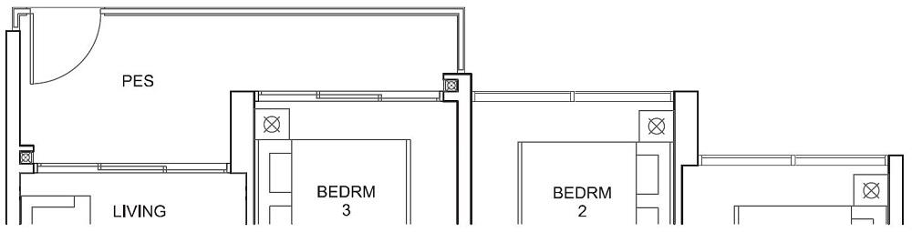 Parc Canberra EC Floor Plan 3_U C4-G 86_926