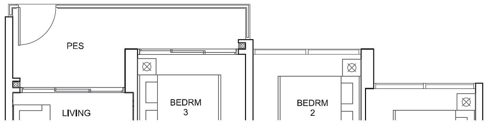 Parc Canberra EC Floor Plan 3_U C5-G 88_947