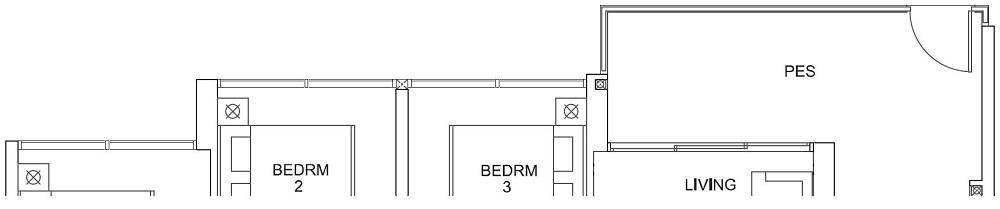Parc Canberra EC Floor Plan 4_U_Y D2-G 110_1184