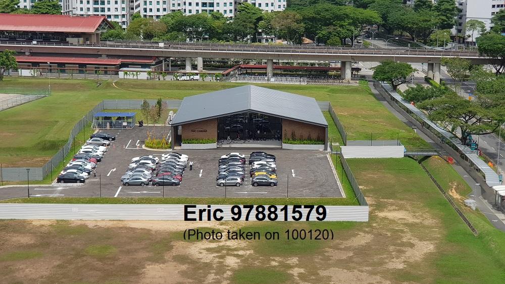 Parc Canberra EC Showflat Location