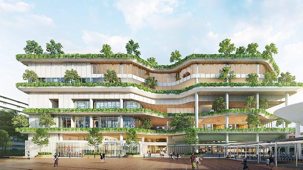 Chong Pang City New Integrated Developement