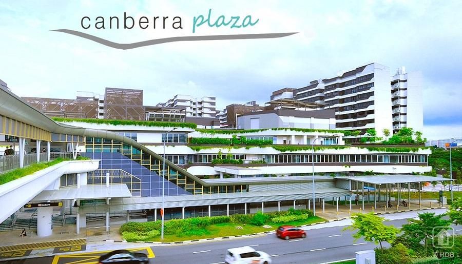 Canberra Plaza at Sembawang
