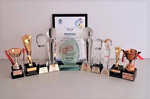 Eric 97881579 & Cindy 97738372 Property Awards