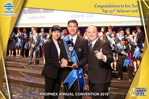 Eric Tan TOP 257 Award 97881579