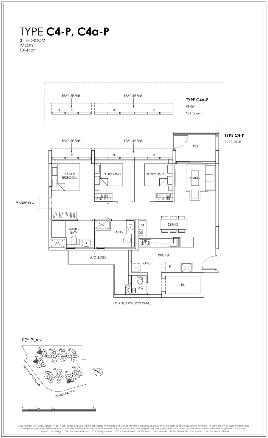Provence Residence EC 3BR Type C4-P_C4a-P 97_1044