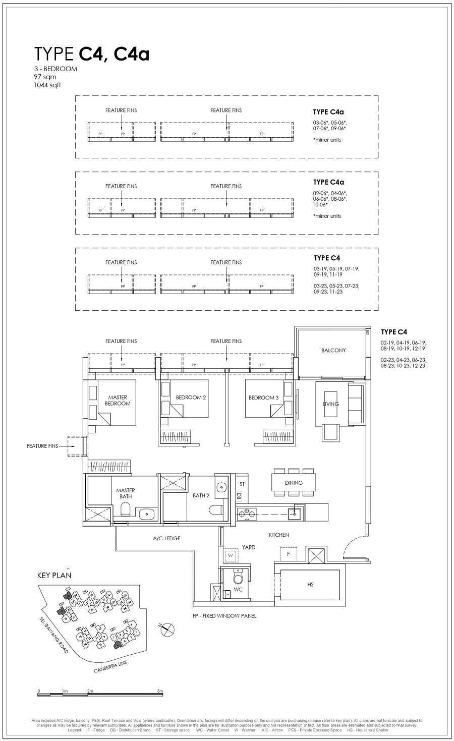 Provence Residence EC 3BR Type C4_C4a 97_1044