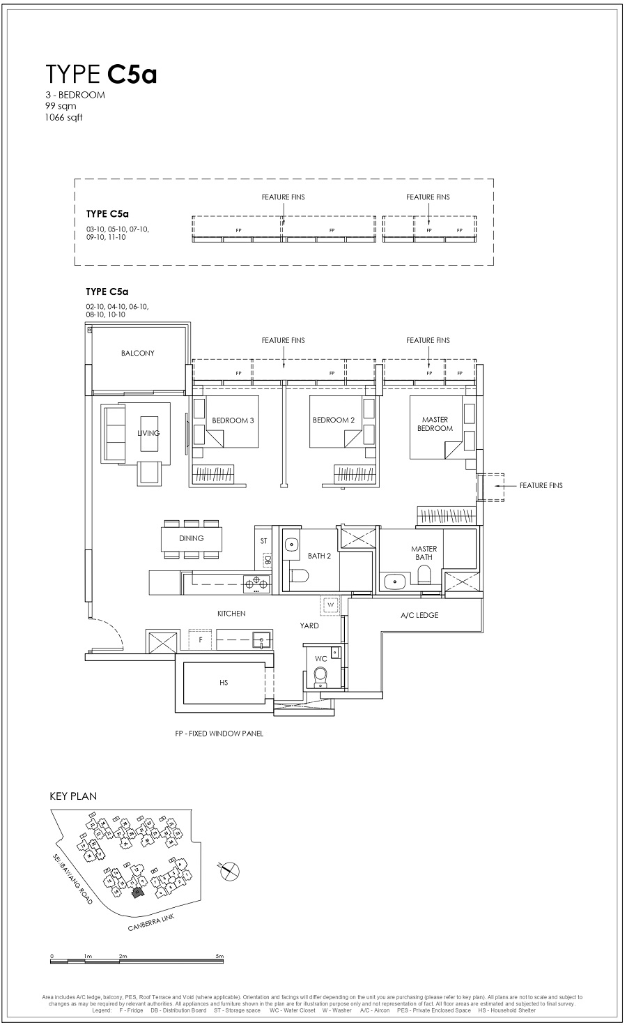 Provence Residence EC 3BR Type C5a 99_1066