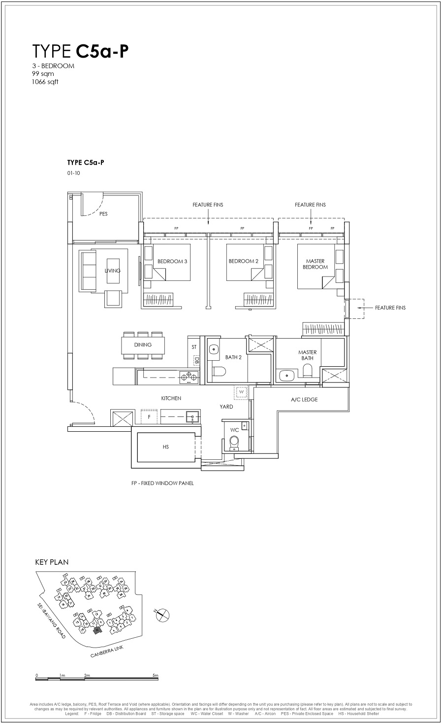 Provence Residence EC 3BR Type C5a-P 99_1066