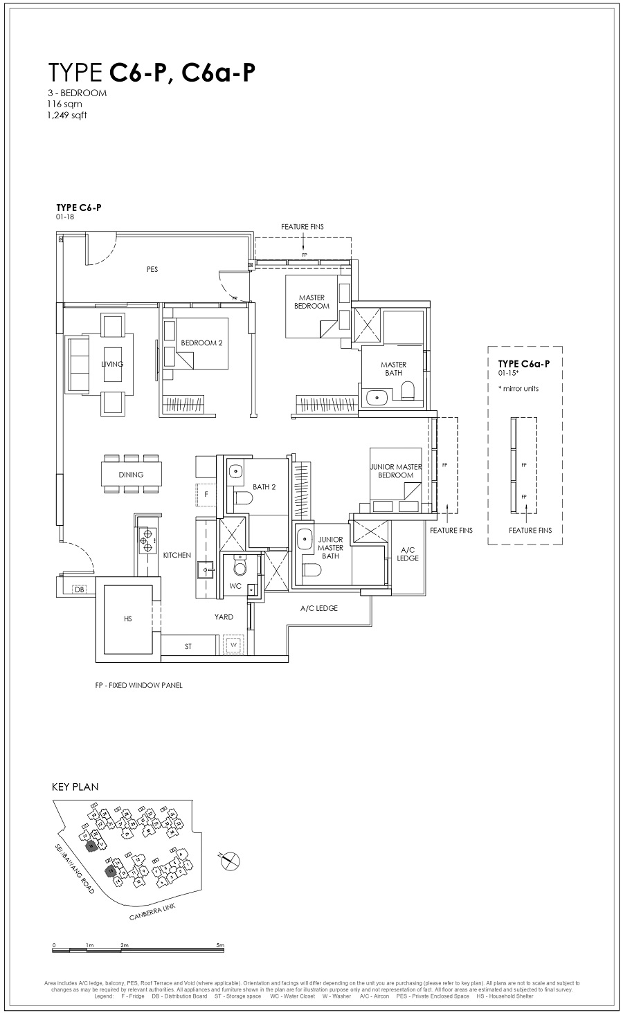 Provence Residence EC 3BR Type C6-P_C6a-P 116_1249