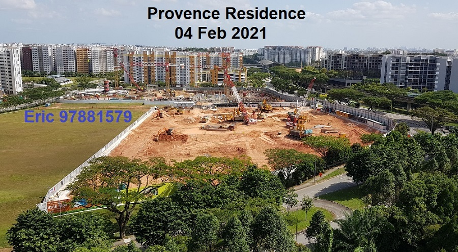 Provences Residence EC Site at Sembawang Canberra Link