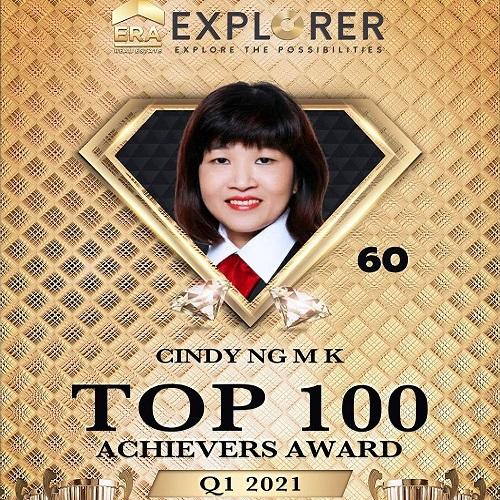 Cindy Ng 97738372 1Q 2021 Explorer TOP 60 Achievement_