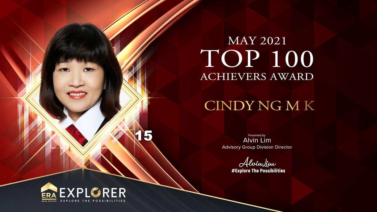 Cindy Ng 97738372 May 2021 Explorer TOP 15 Achievement