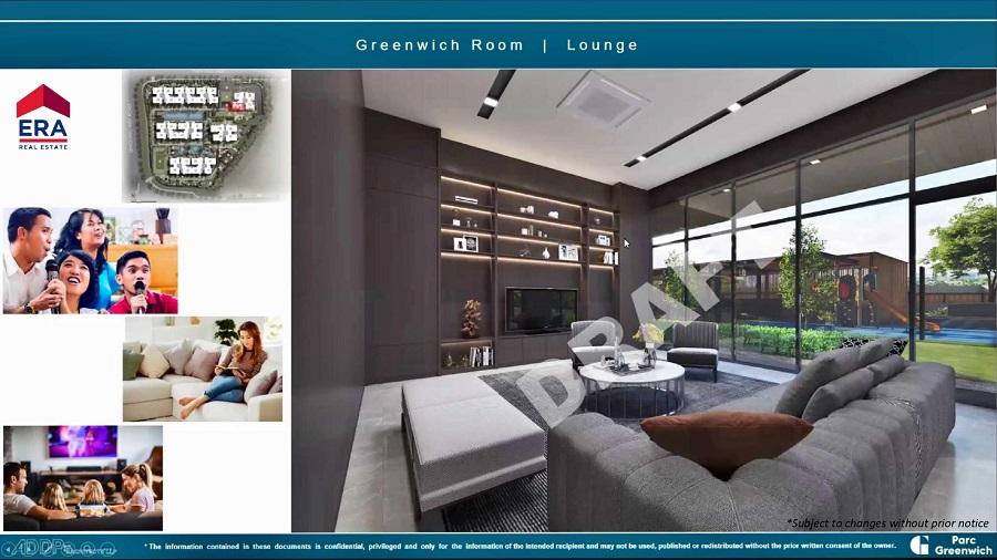 Parc Greenwich Lounge