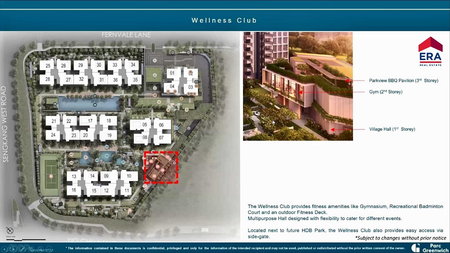 Parc Greenwich Wellness Club